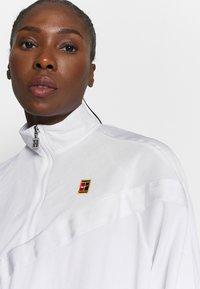 Nike Performance - JACKET - Sportovní bunda - white - 4