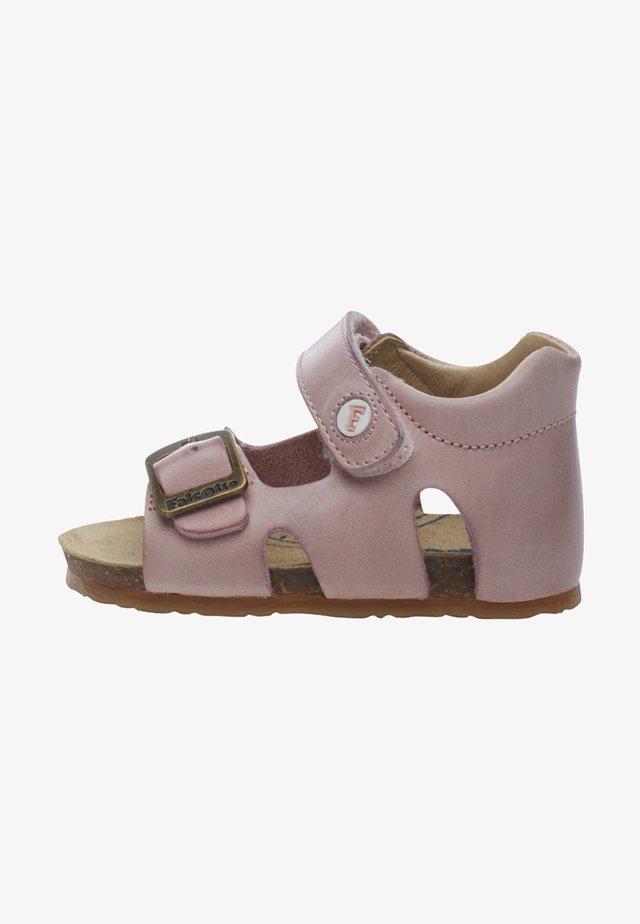 BEA - Chaussures premiers pas - rose