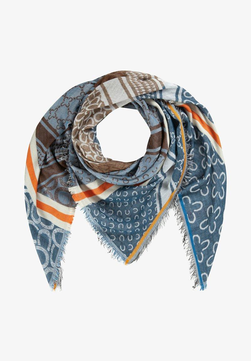 Codello - Foulard - blau/grau