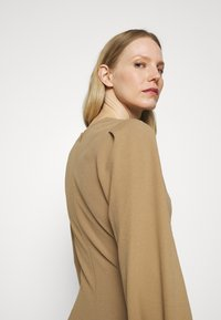 Marks & Spencer London - PUFF - Jersey dress - brown - 3