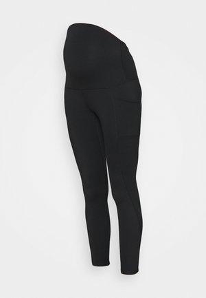 MATERNITY ULTIMATE BOOTY 7/8 - Legging - black