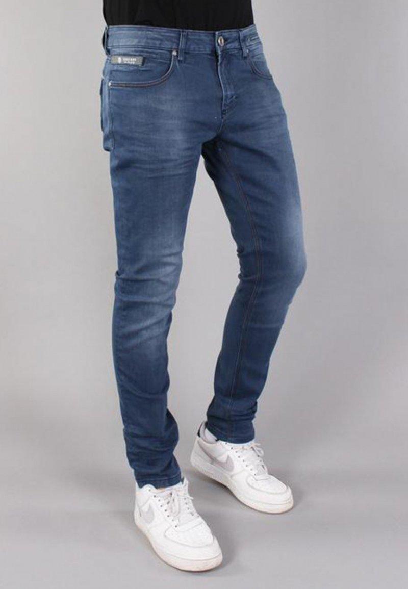 Gabbiano - Slim fit jeans - blue