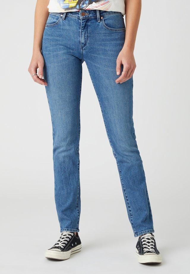 Jean slim - light-blue denim