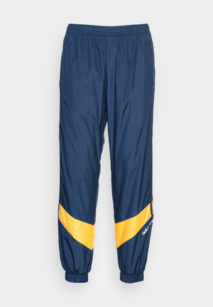 RIPSTOP TRACK - Tracksuit bottoms - collegiate navy