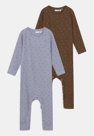 NBFDAISIA 2 PACK - Pyjamas - aleutian/desert palm