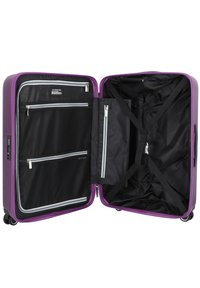 march luggage - SET - Luggage set - purple metallic - 5