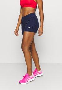 ASICS - SHORT - Sports shorts - peacoat - 0