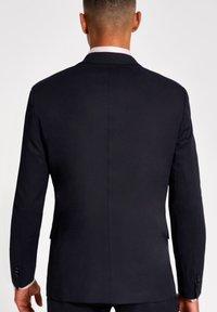 River Island - Blazer jacket - navy - 2