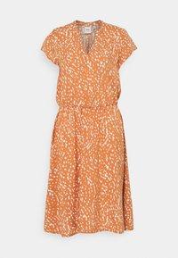 ICHI - IHVERA - Day dress - sunburn - 0