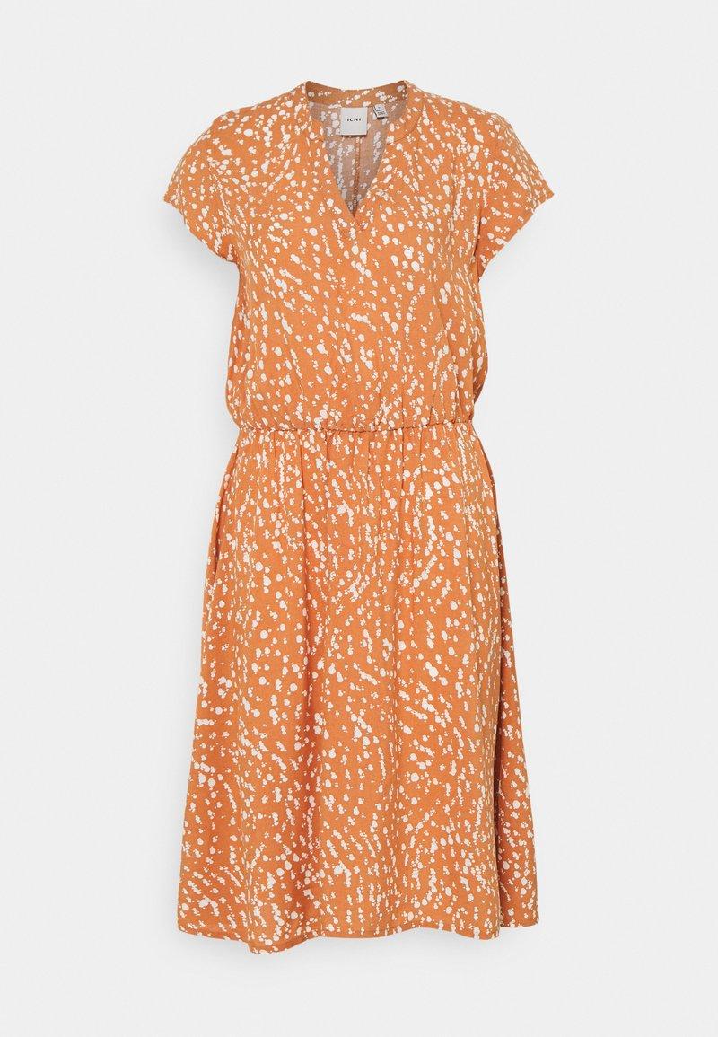 ICHI - IHVERA - Day dress - sunburn