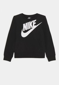 Nike Sportswear - FUTURA CREW - Sweatshirt - black - 0