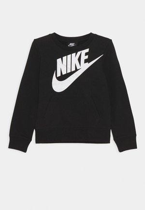 FUTURA CREW - Sweatshirt - black