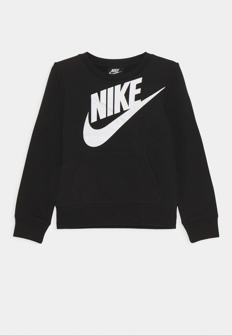 Nike Sportswear - FUTURA CREW - Sweatshirt - black