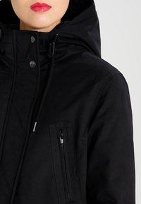 Samsøe Samsøe - LUCCA - Down coat - black - 3
