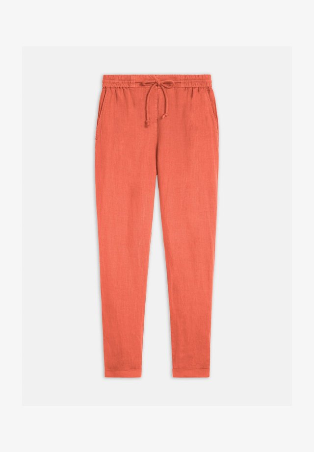 Trousers - koralle