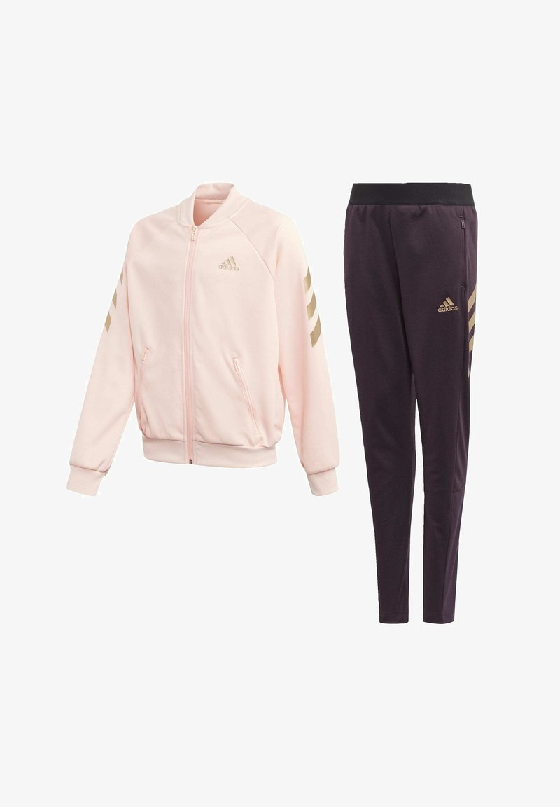 adidas Performance - XFG TRACKSUIT - Tracksuit - pink