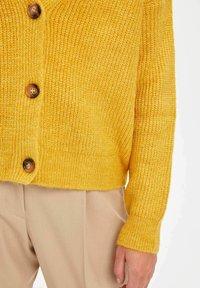 DeFacto - Cardigan - yellow - 3