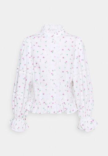 ALEXISCRAS  - Long sleeved top - white