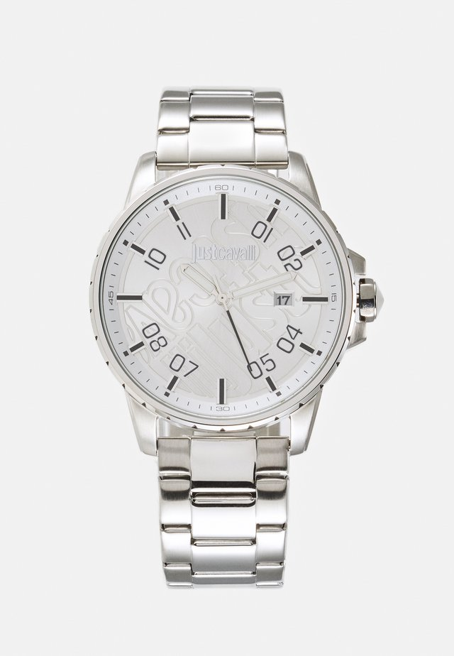 YOUNG - Orologio - silver-coloured