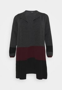 Evans - COLOURBLOCK COATIGAN - Cardigan - multi