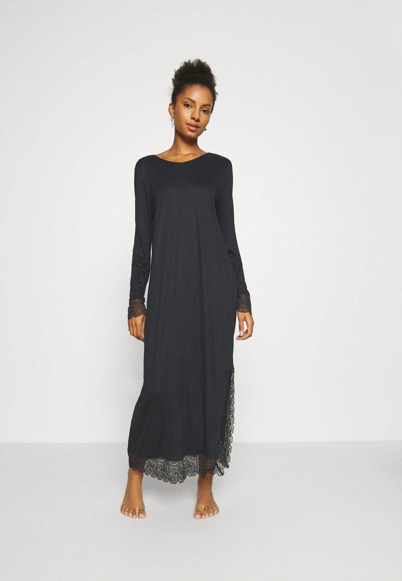 Hanro - WANDA - Noční košile - black
