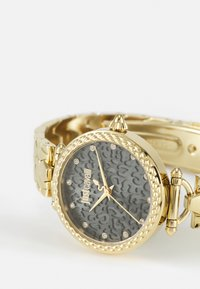 Just Cavalli - GOLD & BLACK CHAIN WATCH - Orologio - gold-coloured - 5