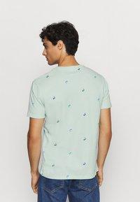 GAP - CREW CRITTER  - Print T-shirt - orange - 2