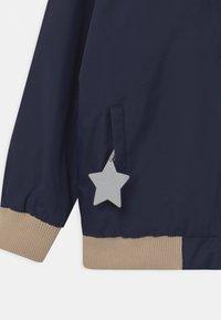 MINI A TURE - WILDER UNISEX - Light jacket - maritime blue - 3