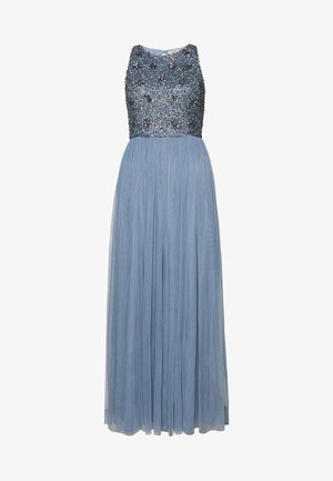 BEATRICE MAXI PETITE - Robe de cocktail - blue