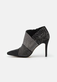 Menbur - High heeled ankle boots - black - 1