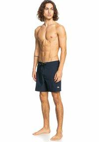Quiksilver - SURFSILK KAIMANA  - Swimming shorts - navy blazer - 1