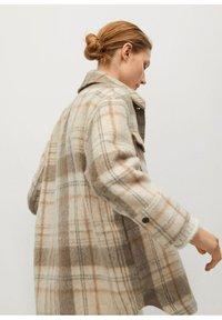 Mango - ROIBOS - Button-down blouse - ecru - 3