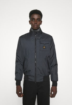 NEW CAPTAIN JACKET - Light jacket - dark anthracite
