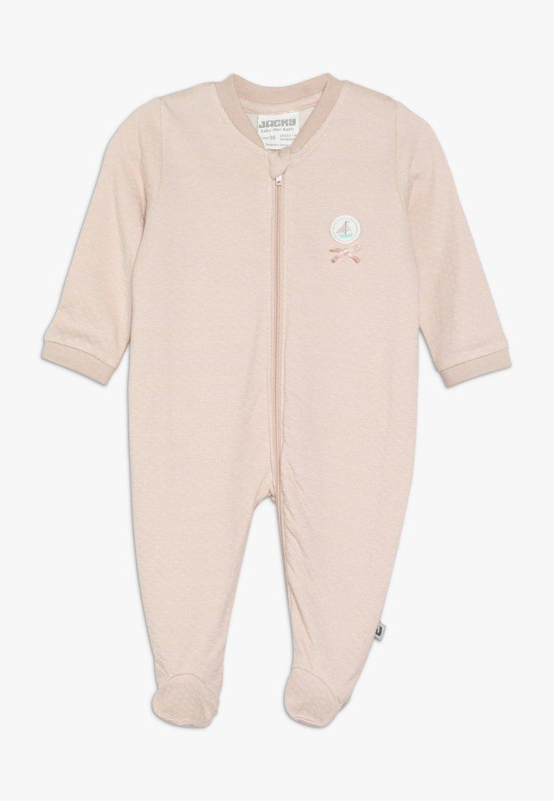 Jacky Baby - SCHLAFANZUG COUCOU MA PETITE - Pyžamo - rosa