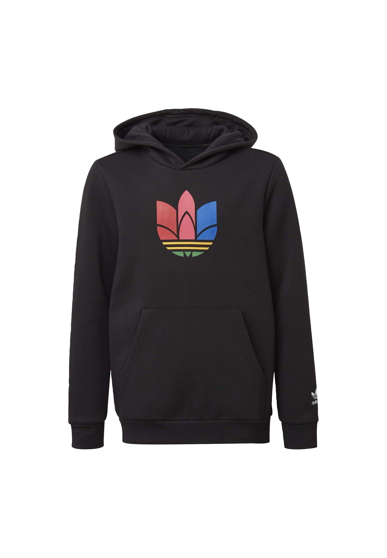 adidas Originals ADICOLOR TECH HOODIE Hoodie blackZwart