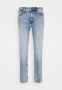 Jack & Jones - JJICLARK JJORIGINAL - Jeans straight leg - blue denim - 3