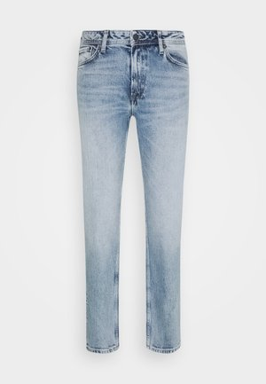JJICLARK JJORIGINAL - Straight leg jeans - blue denim