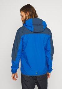 Regatta - IMBER V - Hardshell jacket - nautical/dark denim - 2