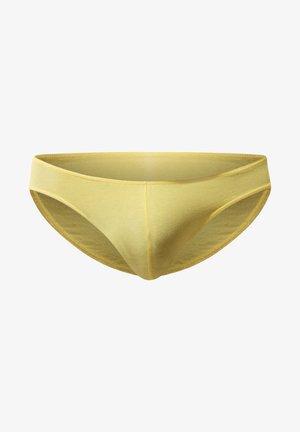 Alushousut - gelb