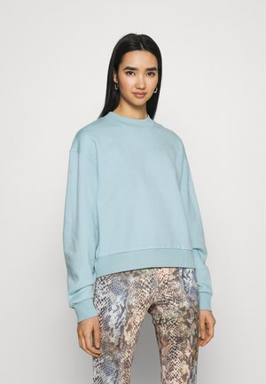 AMAZE  - Sweatshirt - light blue solid