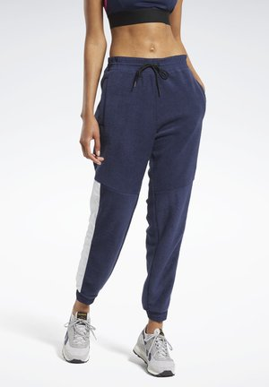 MYT WARM-UP JOGGERS - Joggebukse - blue