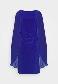 Lauren Ralph Lauren - CLASSIC DRESS COMBO - Cocktail dress / Party dress - french ultramarin - 5