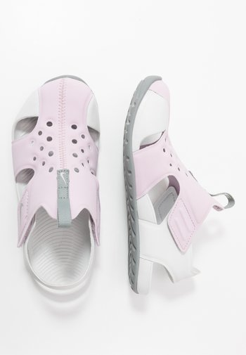 SUNRAY PROTECT 2 UNISEX - Pool slides - iced lilac/particle grey/photon dust