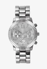 Anna Field - Chronograph watch - silver-coloured - 1