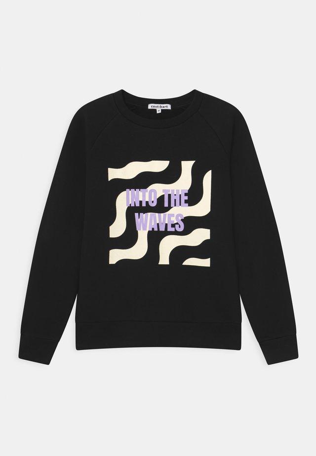 MIRA - Sweater - black