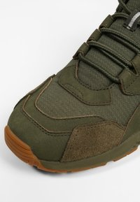 Timberland - Sneakersy niskie - green - 5