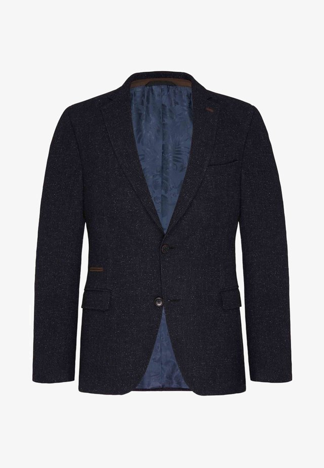 FUSION SV - Blazer jacket - blue