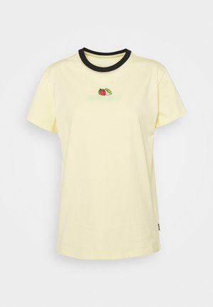 FRUITY FOOD RELAXED TEE - Print T-shirt - banana cake