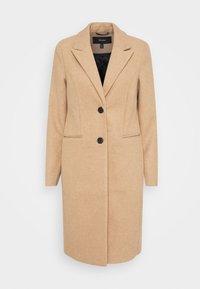 Vero Moda - VMBLAZA LONG - Zimní kabát - tan - 4