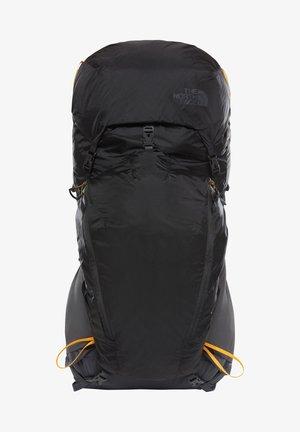 Rucksack - asphalt grey/tnf black